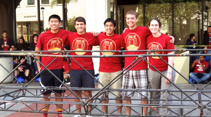 2014 Steel Bridge Assembly Team