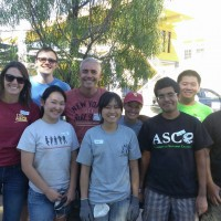 The USC ASCE group, with project lead Thomàs O'Grady