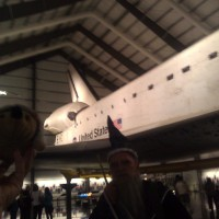 Phil with the Endeavor again