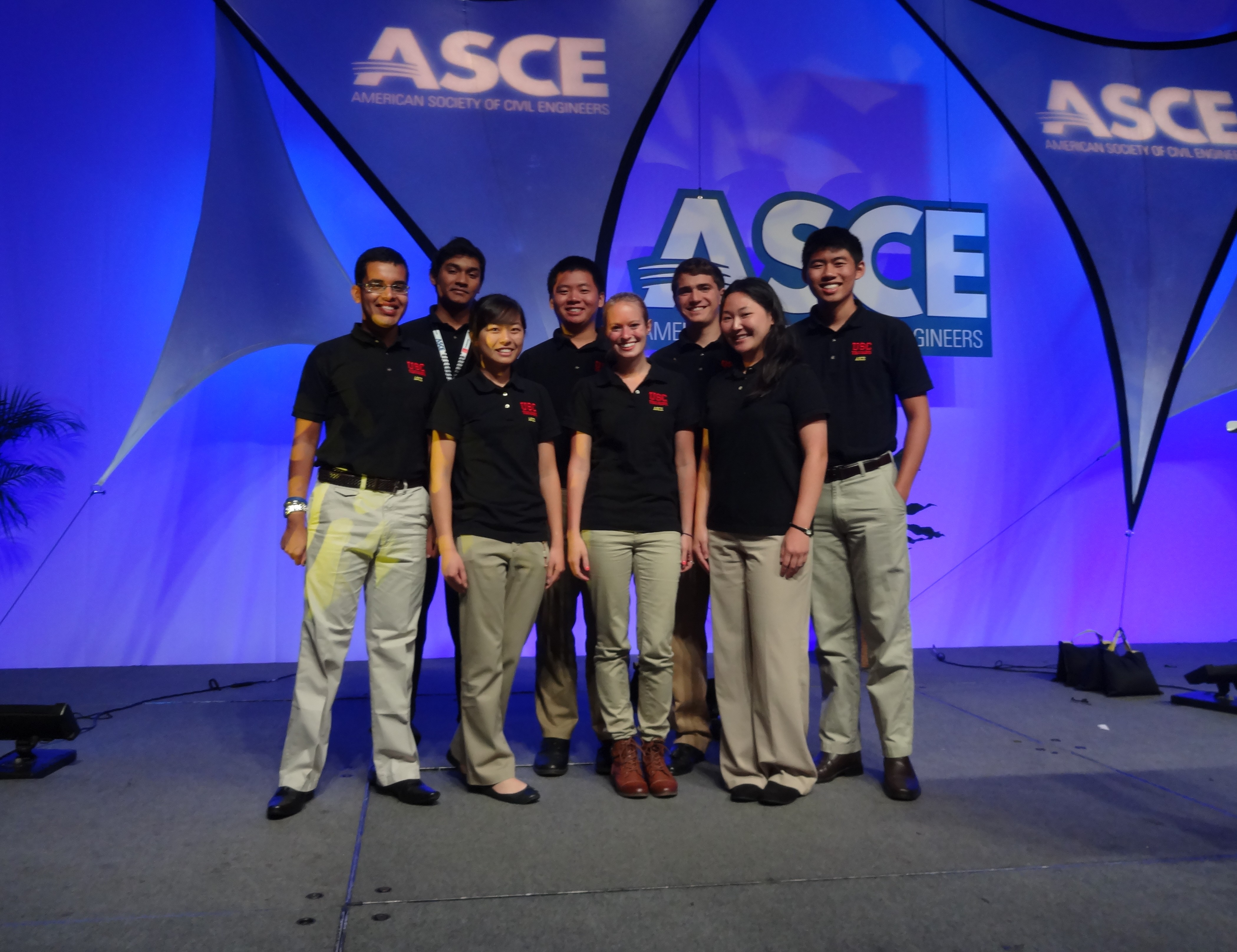 2013 ASCE National Conference Photos