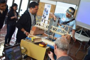 http://mlab-ymf.org/events/popsicle-stick-bridge-competition