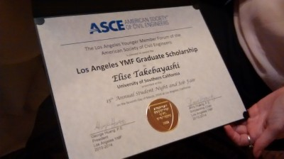 ASCE LA YMF Student Night