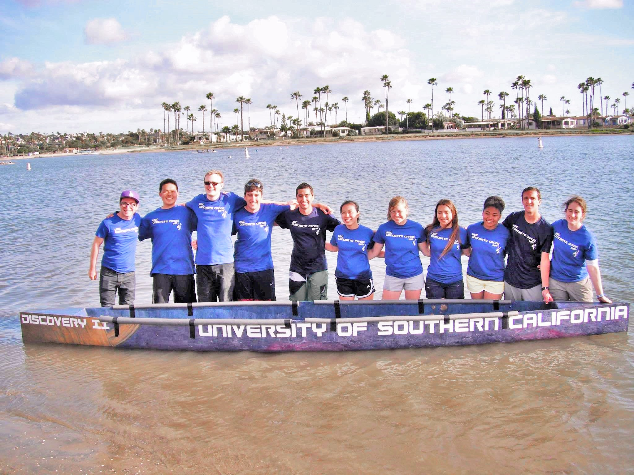 PSWC 2014 Day 2: Concrete Canoe Races
