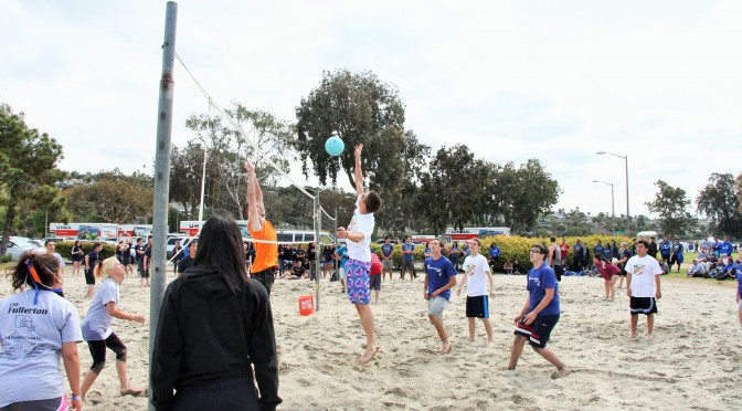 PSWC 2014 Day 2: Volleyball