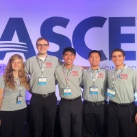 USC ASCE Representatives at the 2014 Global Engineering Conference, Panama