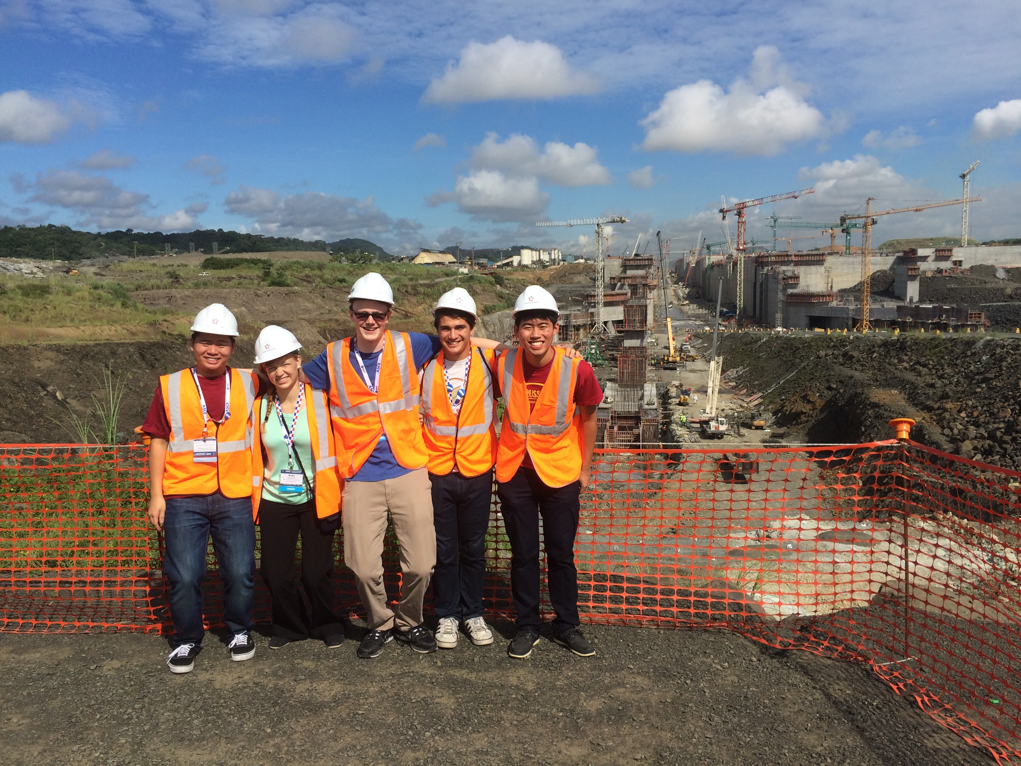 2014 ASCE Global Engineering Conference Panama in Pictures