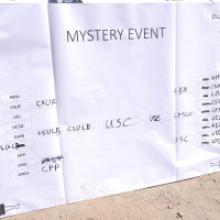 PSWC 2015: Mystery Event