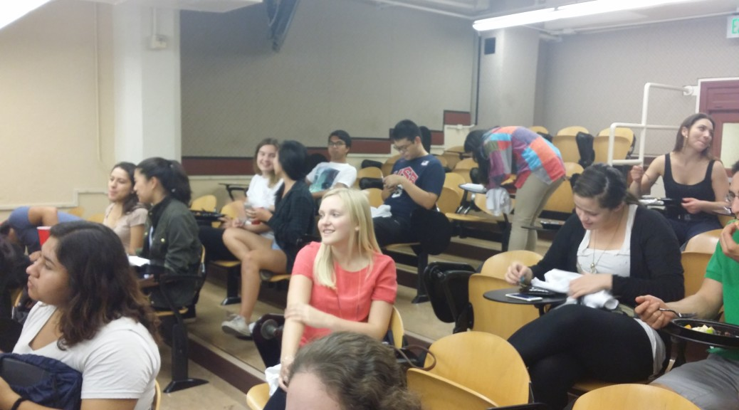 USC ASCE Second General Meeting