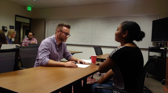 Mock Interviews with ASCE LA YMF
