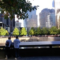 World Trade Center - South Pool