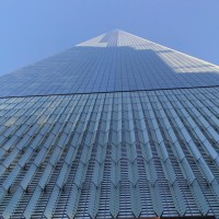 One World Trade Center - South Facade.