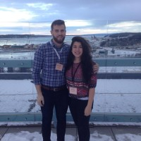 Sponsorship/PSWC Chairs Alex and Marissa