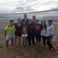 USC ASCE at the beach!