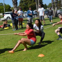 PSWC 2016: TUG OF WAR
